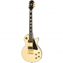 CHITARRA ELETTRICA EPIPHONE LIMITED EDITION LES PAUL CUSTOM BLACKBACK PRO ANTIQUE IVORY