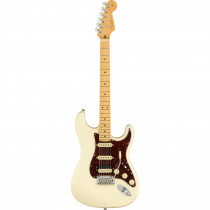 FENDER AMERICAN PROFESSIONAL II STRATOCASTER HSS MN OLYMPIC WHITE