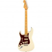 FENDER AMERICAN PROFESSIONAL II STRATOCASTER MN LEFTY OLYMPIC WHITE