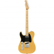 FENDER PLAYER TELECASTER MN LEFTY BUTTERSCOTCH BLONDE