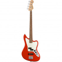 FENDER PLAYER JAGUAR BASS PF SONIC RED