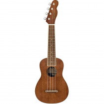 FENDER PACK UKULELE SEASIDE SOPRANO NATURAL