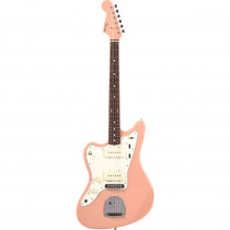 FENDER 2019 LIMITED EDITION MIJ TRADITIONAL'60 JAZZMASTER LEFTY RW FADED PINK