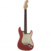 FENDER MADE IN JAPAN TRADITIONAL 60S STRATOCASTER RW FIESTA RED