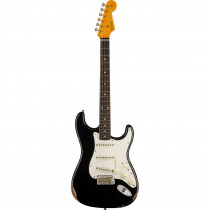FENDER WINTER NAMM 2021 LIMITED EDITION 1959 STRATOCASTER RELIC RW AGED BLACK
