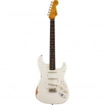 FENDER WINTER NAMM 21 LIMITED EDITION 59 STRATOCASTER RELIC RW AGED OLYMPIC WHITE (CUSTOM SHOP)