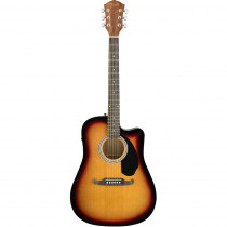 FENDER FA 125CE DREADNOUGHT SUNBURST