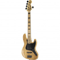 BASSO ELETTRICO FENDER AMERICAN DELUXE JAZZ BASS ASH 5C MN NATURAL