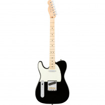 FENDER AMERICAN PROFESSIONAL TELECASTER LEFTY MN BLACK