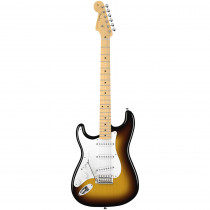 FENDER AMERICAN VINTAGE '56 STRATOCASTER LEFTY MN 2COLOR SUNBURST