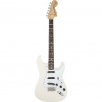 FENDER RITCHIE BLACKMORE STRATOCASTER RW OLYMPIC WHITE