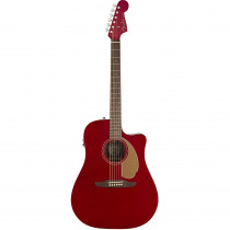 FENDER REDONDO PLAYER WL CANDY APPLE RED