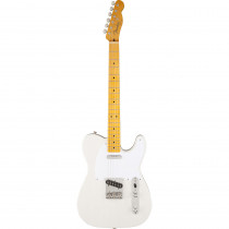 FENDER CLASSIC SERIES '50S TELECASTER LACQUER MN WHITE BLONDE
