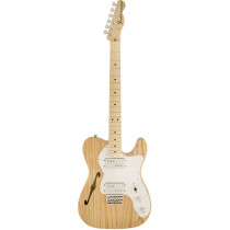 FENDER CLASSIC SERIES 72 TELECASTER THINLINE MN NATURAL