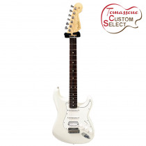 FENDER TOMASSONE CUSTOM SELECT STRATOCASTER 60 HSS RW LUSH CLOSET CLASSIC OLYMPIC WHITE (CUSTOM SHOP)