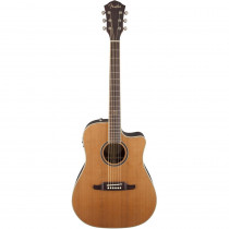 CHITARRA FOLK AMPLIFICATA FENDER F 1030SCE DREADNOUGHT CUTAWAY NATURAL
