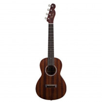 UKULELE AMPLIFICATO FENDER PA'INA SOLID MAHOGANY W/ELECTRONICS CONCERT NATURAL