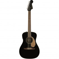 FENDER MALIBU PLAYER JETTY BLACK