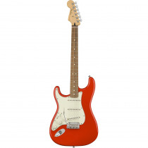 FENDER PLAYER STRATOCASTER LEFTY PF SONIC RED