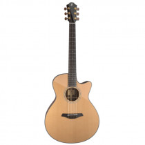 FURCH YELLOW MASTER'S CHOICE CR SERIES GRAND AUDITORIUM CUTAWAY (LR BAGGS STAGEPRO ANTHEM)