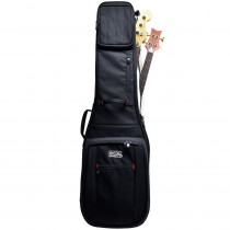 BORSA GATOR PRO GO ULTIMATE GUITAR GIG BAGS G PG BASS 2X (FOR 2 BASSES)
