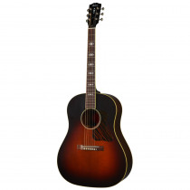 GIBSON ACOUSTIC CUSTOM SHOP HISTORIC 1936 ADVANCED JUMBO VINTAGE SUNBURST