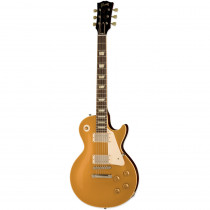 CHITARRA ELETTRICA GIBSON LES PAUL 1957 GOLDTOP REISSUE VOS ANTIQUE GOLD DARK BACK (CUSTOM SHOP)