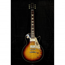 CHITARRA ELETTRICA GIBSON LES PAUL 1958 STANDARD REISSUE VOS KINDRED BURST (CUSTOM SHOP)