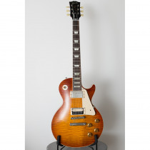 "CHITARRA ELETTRICA GIBSON LES PAUL 1959 STANDARD REISSUE VOS ""BEAUTY OF THE BURST 42"" MADE 2 MEASURE (CUSTOM SHOP)"