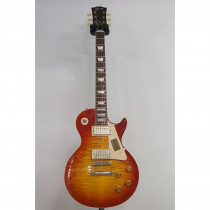 GIBSON LES PAUL 1959 STANDARD HISTORIC VOS WASHED CHERRY (CUSTOM SHOP)