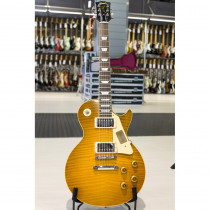 CHITARRA ELETTRICA GIBSON LES PAUL STANDARD 1959 TRUE HISTORIC ACE FREHLEY DIRTY LEMON (CUSTOM SHOP)