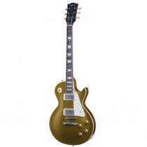 CHITARRA ELETTRICA GIBSON LES PAUL STANDARD VOS GOLDTOP CS7 '50S STYLE ANTIQUE GOLD (CUSTOM SHOP)