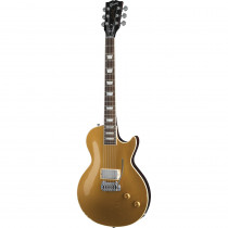 "GIBSON LES PAUL AXCESS JOE PERRY ""GOLD RUSH"" AGED ANTIQUE GOLD"