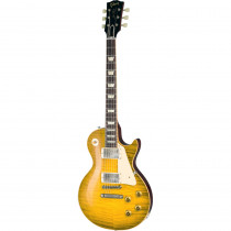 GIBSON 60TH ANNIVERSARY LES PAUL 1959 STANDARD VOS BOLIVIAN GREEN LEMON FADE (CUSTOM SHOP)