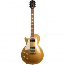 CHITARRA ELETTRICA GIBSON LES PAUL SIGNATURE 'T' LEFTY GOLD TOP