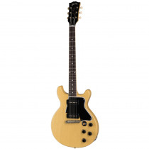 GIBSON LES PAUL SPECIAL 1960 DOUBLE CUTAWAY REISSUE VOS TV YELLOW (CUSTOM SHOP)