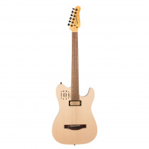 GODIN A SERIES ACOUSTICASTER DELUXE NATURAL