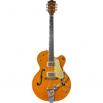 "GRETSCH G6120T BSSMK BRIAN SETZER SIGNATURE NASHVILLE HOLLOW BODY'59 ""SMOKE"" W/BIGSBY SMOKE ORANGE"