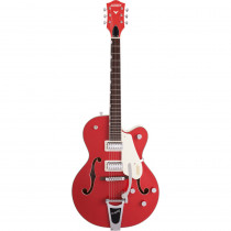 "GRETSCH ELECTROMATIC G5410T LIMITED EDITION ""TRI FIVE"" SINGLE CUT W/BIGSBY TWO TONE FIESTA RED/VINTAGE WHITE"
