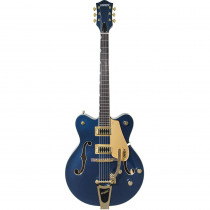 GRETSCH ELECTROMATIC LIMITED EDITION G5422TG DOUBLE CUT W/BIGSBY MIDNIGHT SAPPHIRE
