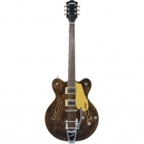 GRETSCH ELECTROMATIC G5622T CENTER BLOCK DOUBLE CUT W/BIGSBY IMPERIAL STAIN