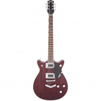 GRETSCH ELECTROMATIC G5222 DOUBLE JET BT W/V-STOPTAIL WALNUT STAIN