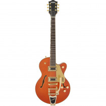 GRETSCH ELECTROMATIC G5655TG CENTER BLOCK JR.SINGLE-CUT W/BIGSBY ORANGE STAIN