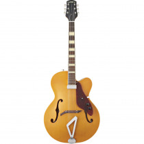 GRETSCH SYNCHROMATIC G100BKCE SINGLE CUT W/SYNCHROMATIC TAILPIECE FLAT NATURAL