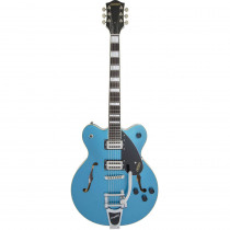 GRETSCH G2622T STREAMLINER CENTER BLOCK W/BIGSBY RIVIERA BLUE
