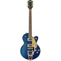 GRETSCH ELECTROMATIC G5655TG CENTER BLOCK W/BIGSBY AZURE METALLIC