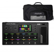 HEADRUSH PEDALBOARD AND GIG BAG IN BUNDLE