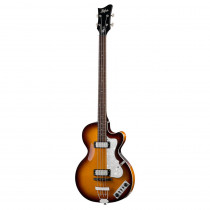 HOFNER CLUB BASS SUNBURST