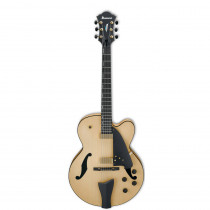 IBANEZ CONTEMPORARY ARCHTOP AFC95 NATURAL FLAT