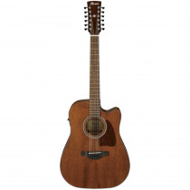 IBANEZ ARTWOOD TRADITIONAL ACOUSTIC AW5412CE OPEN PORE NATURAL